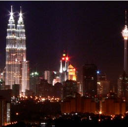 Malaysia Twin Tower