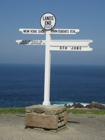 Cornwall - Lands End
