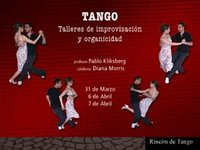 Tango classes