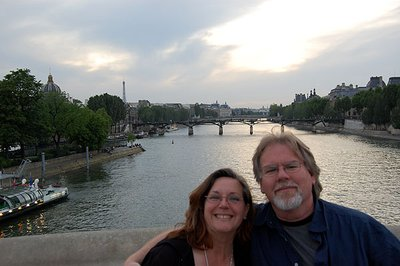 Night Boat Ride: Seine Sunset 3