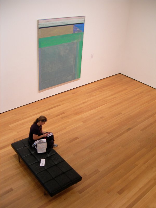 MOMA NYC - Ocean Park 115