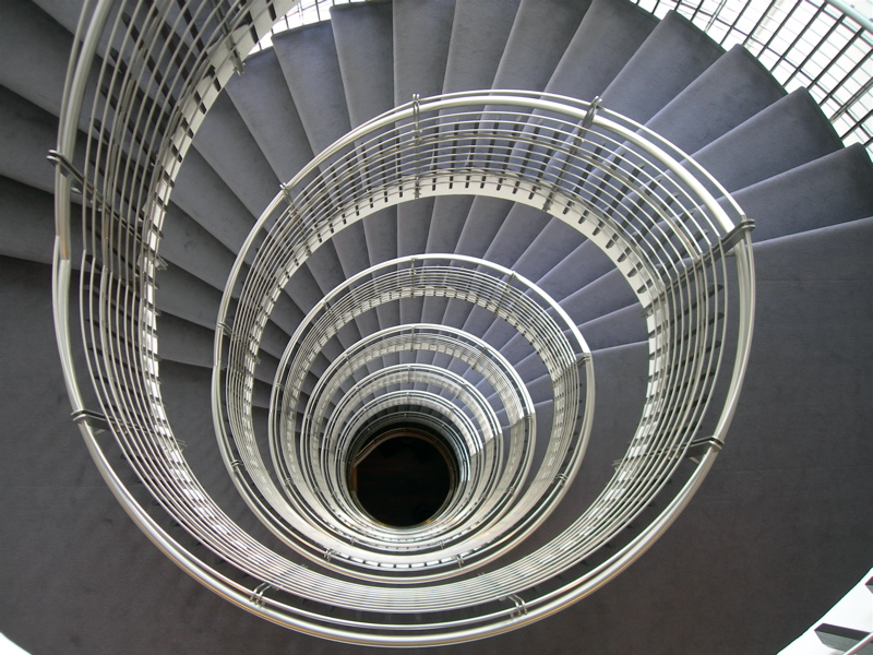 Hotel Nordica Spiral Staircase