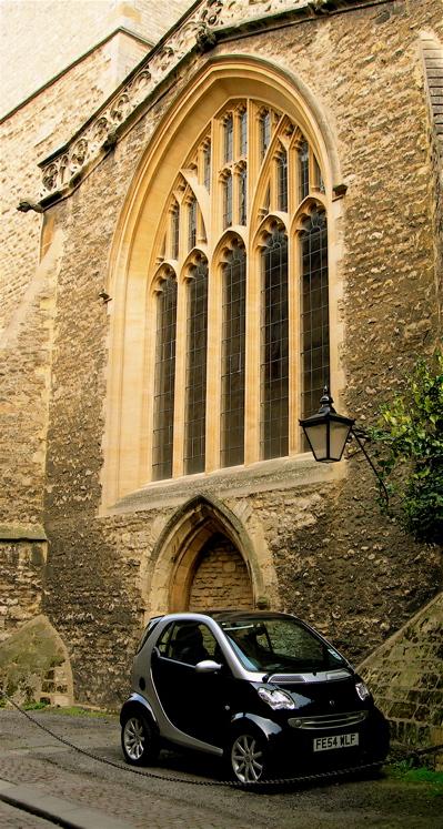 Ultra-Mini Car in Oxford