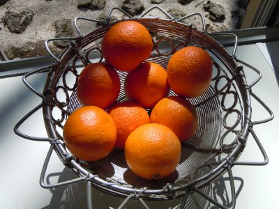 French oranges