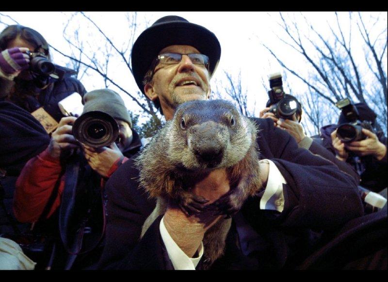 Groundhog Day 2012