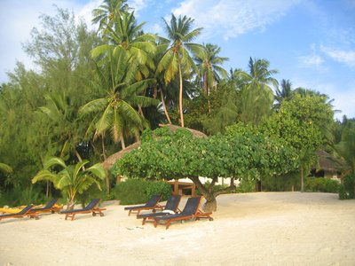 Etu Moana Beach