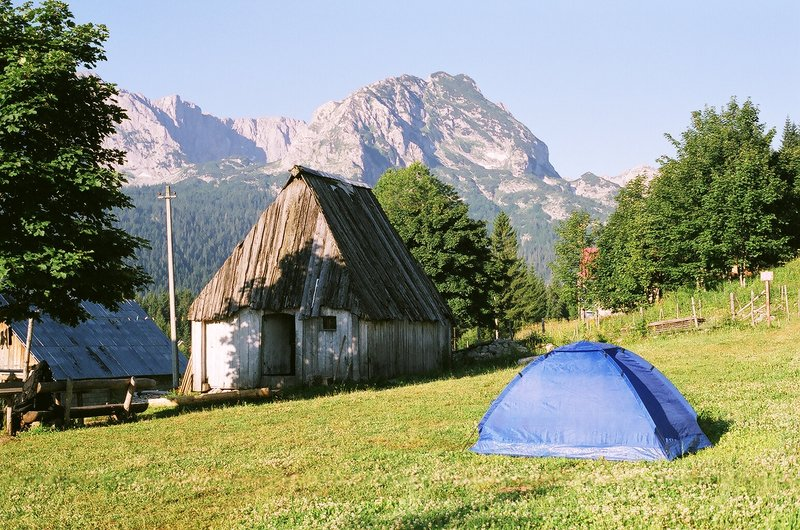 Durmitor camping