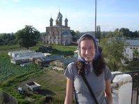 russian nun:)