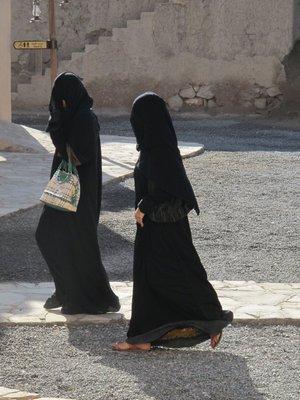 Omani ladies