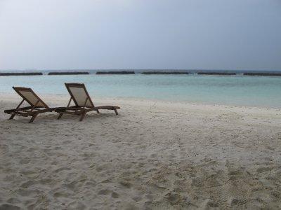 Maldivan beach