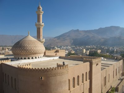 Mosque near Nizwa
