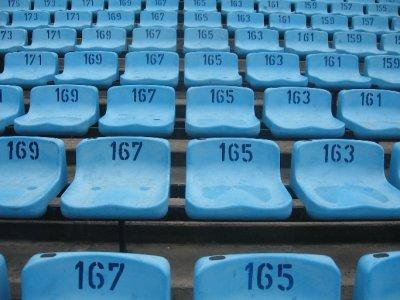 Boca Juniors' stadium, Buenos Aires