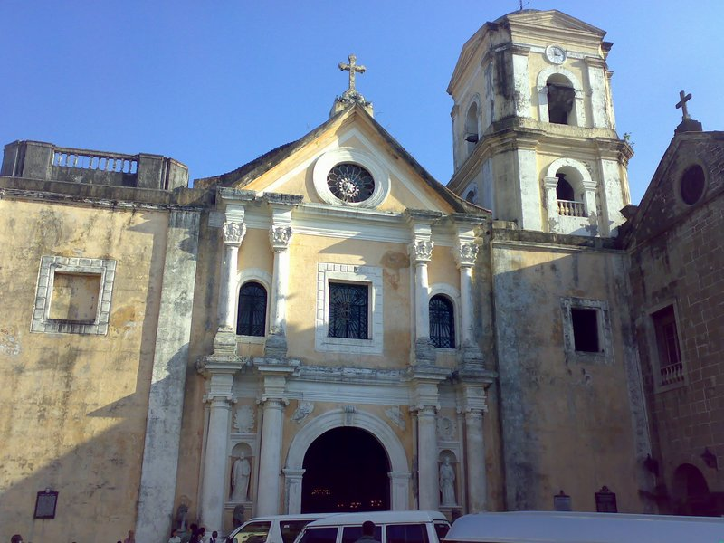 San Agustin Church, Intramuros, Manila