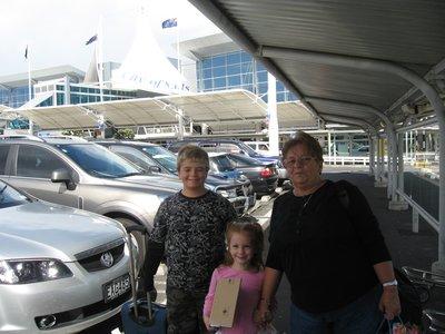 Nanny& ED arrival