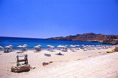 Damioni beach