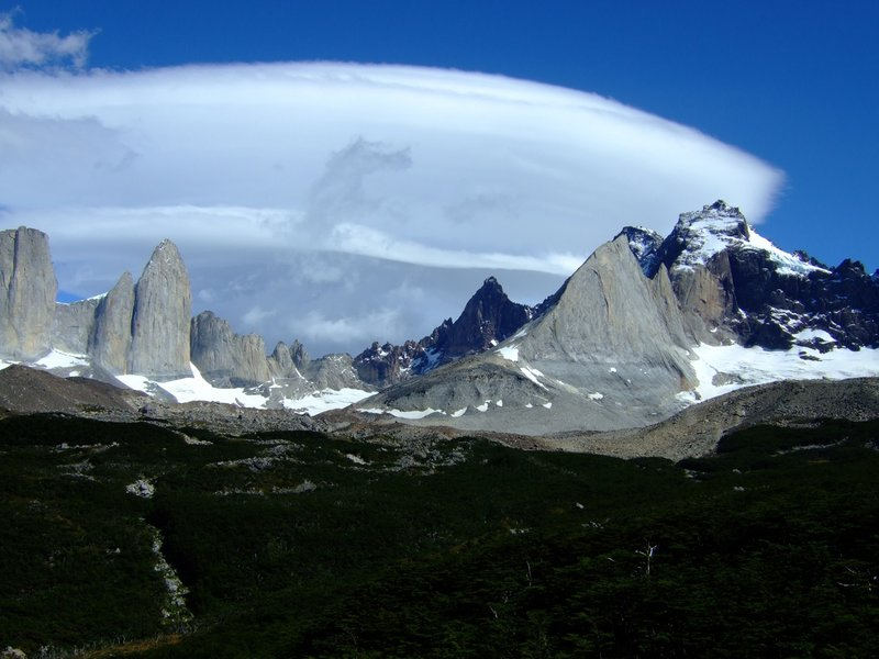 More granite peaks
