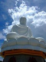 Buddha statue in Nha Trang
