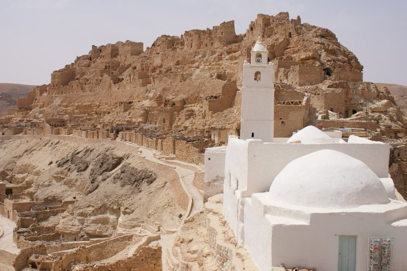 Guermessa, Southern Tunisia