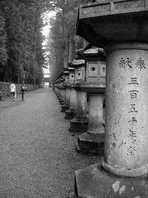 Nikko Lanterns