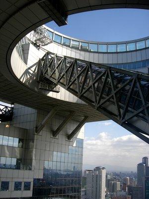 Umeda Sky Escalator