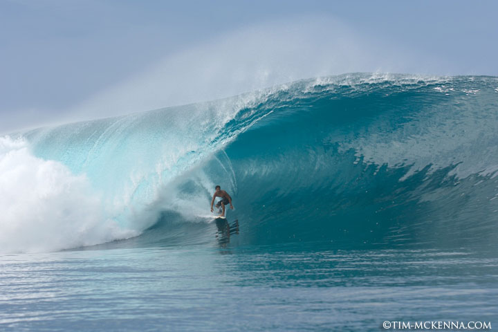 Teahupoo - This is Blackwater