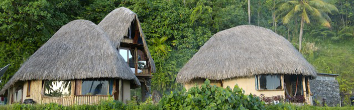 The Blackwater Lodge at Teahupoo