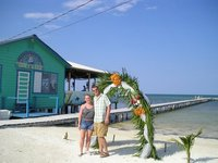 Honeymoon in Belize