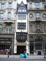 Old Pub in Fleet Street
