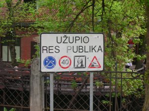 The free state of Uzupis
