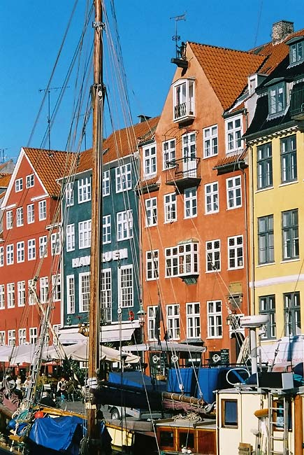 Nyhavn Houses