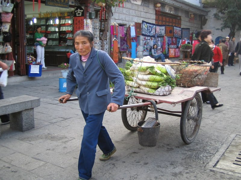 Woman in Dali 2