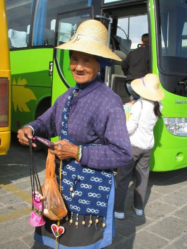 Woman in Dali