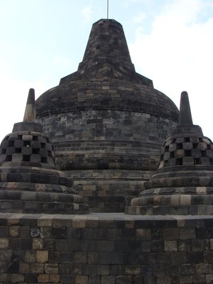 Stupas of Borobudur