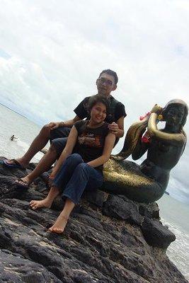 Memaid Statue