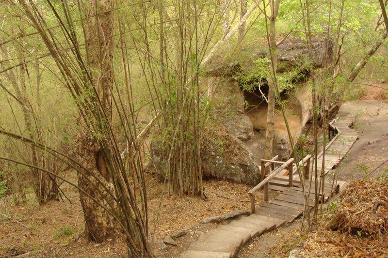 phu phrabat historical park