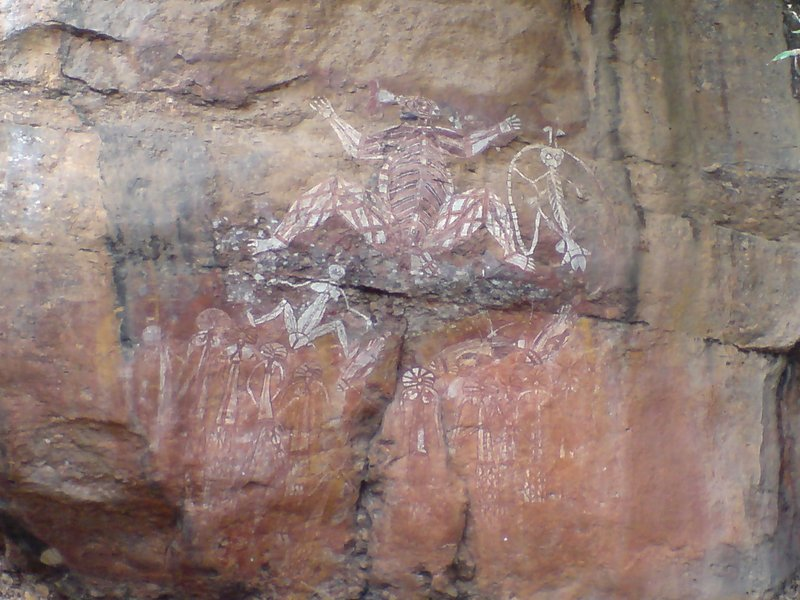 Aboriginal Art - Nabulwinjbulwinj