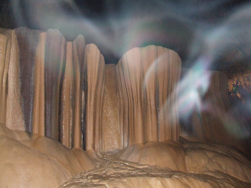 Steaming cave in Sagada
