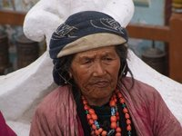 Nepalese Lady