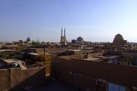 Yazd, a city view