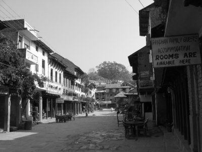 Bandipur's Town Square 02