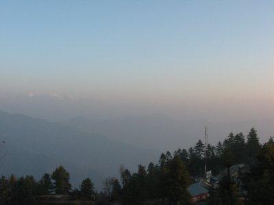 Radio Station and Himalayas