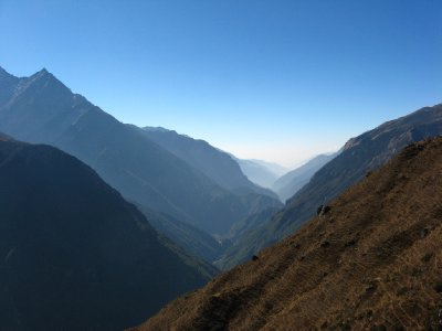 Views from Namche Area