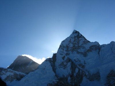View of Everest from Kala Pattar 1