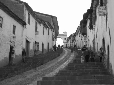 The Steps of Cuzco