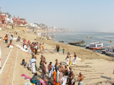 Along the River Ganges