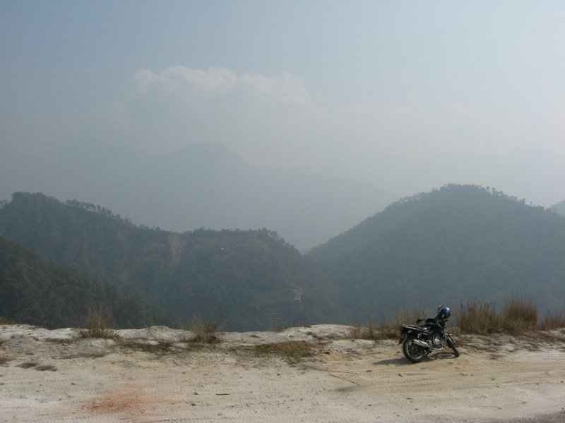 Motorcycling to Daman
