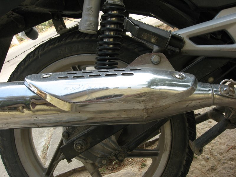 Motorcycle Damage 1