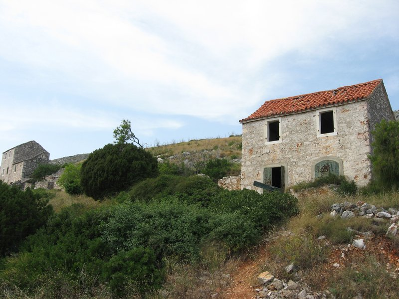 Abandoned House on Hvar