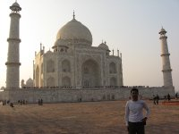 Me and the Taj