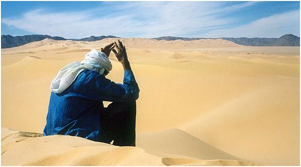 Desert of Tenerè